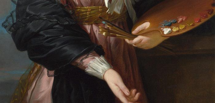 Femmes peintres célèbres