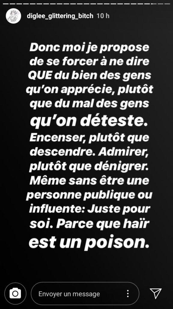 Story Instagram Diglee